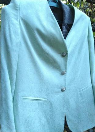 Жаке, пиджак вискоза германия1