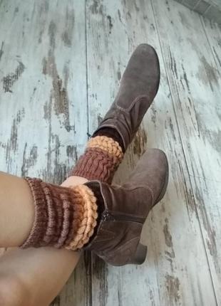 Осенние ботиночки tamaris1