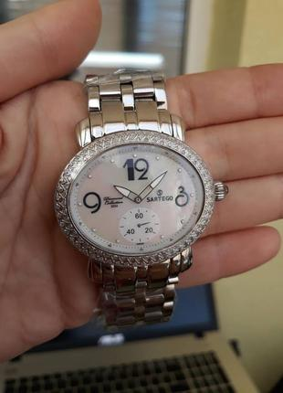 Бриллианты! женские часы с бриллиантами, швейцарские часы2