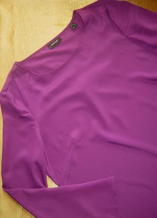Распродажа блузка оверсайз из струящегося крепа tchibo, германия - р. 48-50 укр.5
