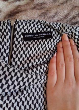 Платье с карманами dorothy perkins3