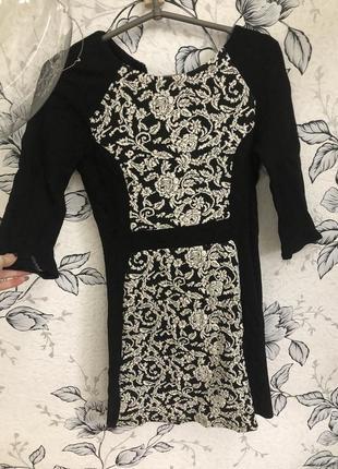 Обтягивающее платье по фигуре2