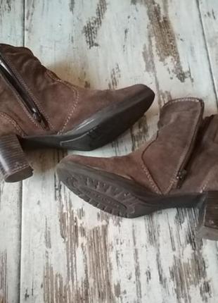 Осенние ботиночки tamaris3
