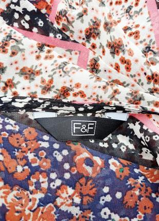 Шифоновая рубашка блузка шикарная воздушная рубашка4