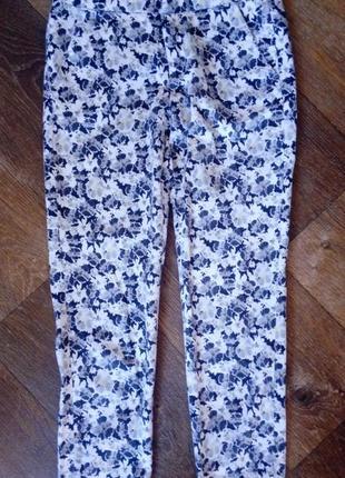 Модные котоновые штаны1
