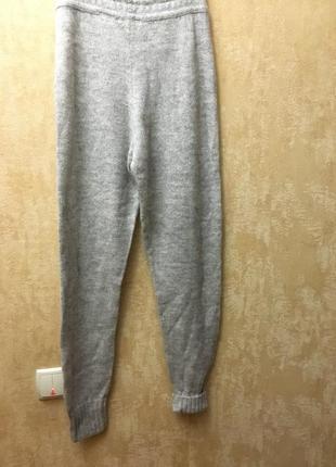 Вязаные штаны h&m3