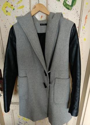 Пальто stradivarius3