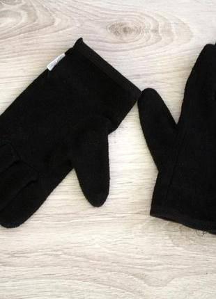 Флісові рукавиці