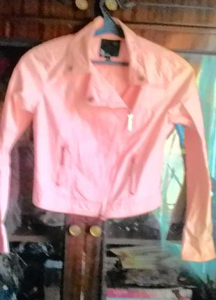 Куртка-косуха-ветровка под джинс2