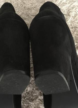Продоам замшевые ботинки vagabond5