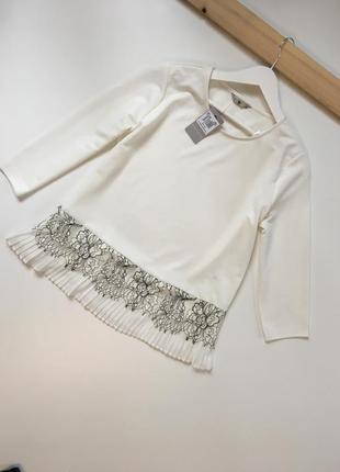 Очень красивая блуза от известного бренда1