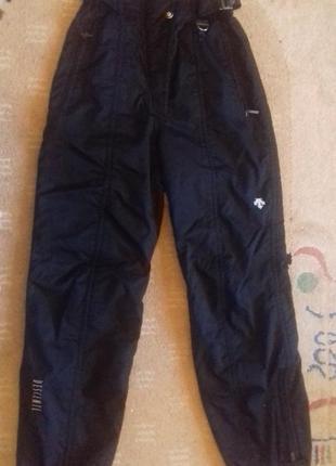 Продам горнолыжные женские штаны descente размер s-m1