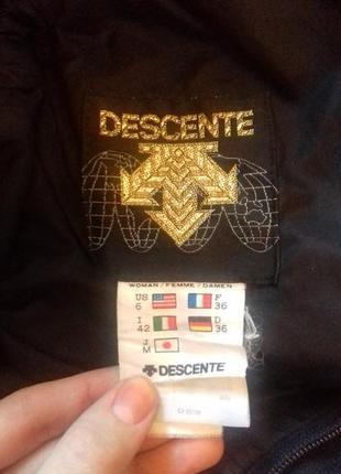 Продам горнолыжные женские штаны descente размер s-m2