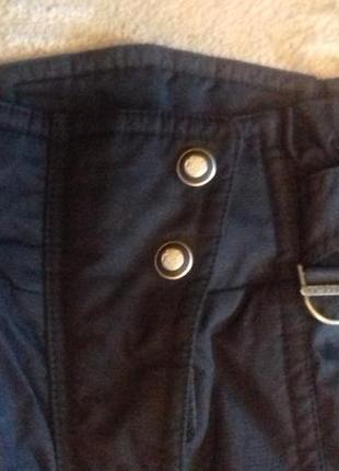Продам горнолыжные женские штаны descente размер s-m4