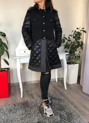 Шикарная итальянская курточка-парка bosideng, оригинал1