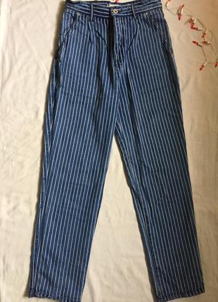 Штаны брюки джинсы  pull&bear4