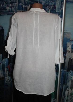 Блуза 100 % котон4