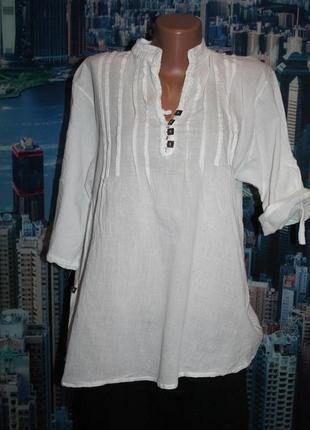 Блуза 100 % котон3