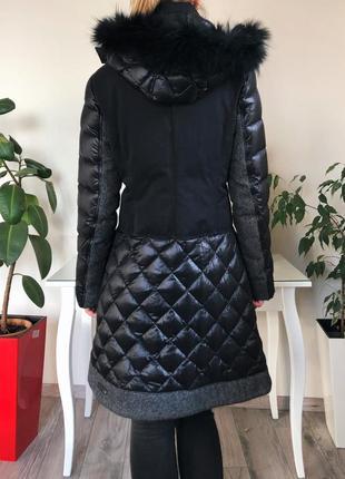 Шикарная итальянская курточка-парка bosideng, оригинал2