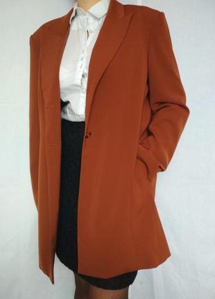 Роскошный элегантный пиджак жакет,на подкладке, карманы,на пуговицах, качество, италия1