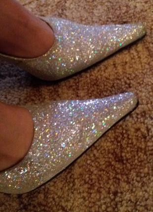 Вечерние и свадебные туфли1