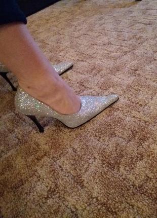 Вечерние и свадебные туфли2