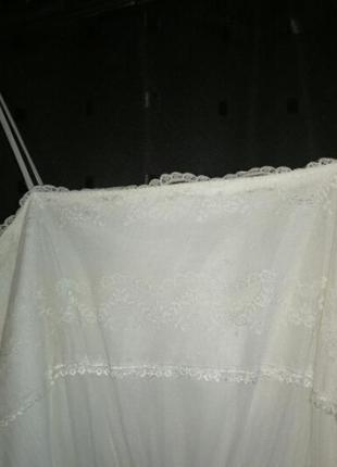 Красивое платье из 100% нейлона.5