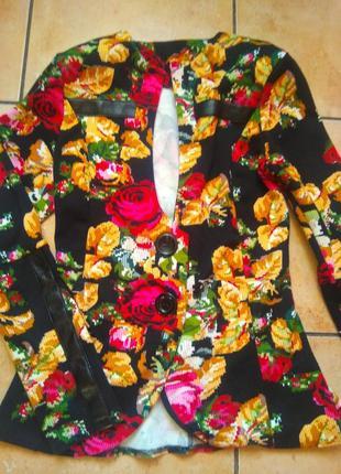 Кофта пиджачок2