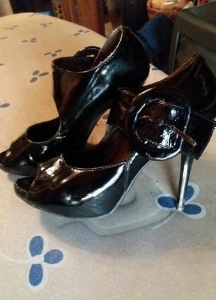 Туфли босоножки1