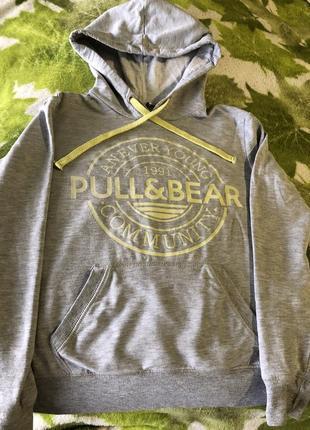 Худи pull&bear1