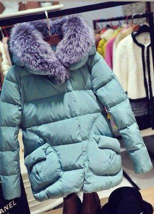 Зимняя курточка на 200 синтепоне1
