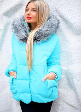 Зимняя курточка на 200 синтепоне3