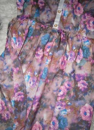 Красивое нежное платье4