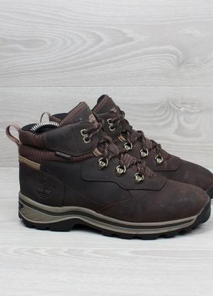 Кожаные ботинки timberland wateproof оригинал, размер 371