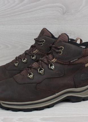 Кожаные ботинки timberland wateproof оригинал, размер 375
