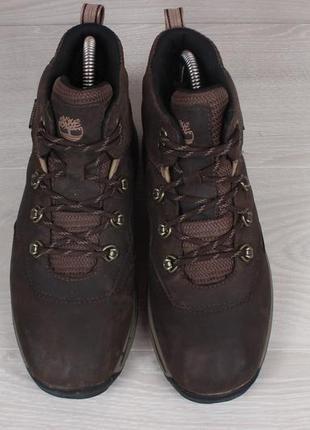 Кожаные ботинки timberland wateproof оригинал, размер 372