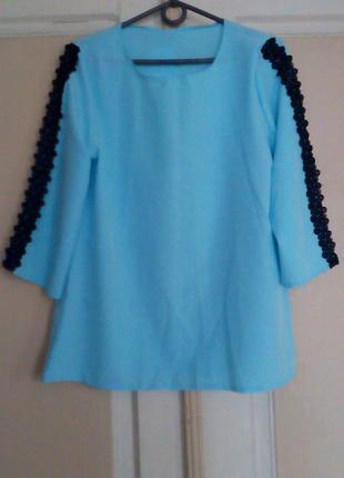 Очень красивая блузка новая4