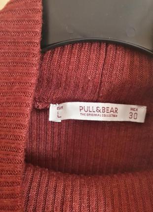 Pull and bear гольф3