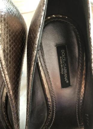 Оригинал! туфли dolce&gabbana3