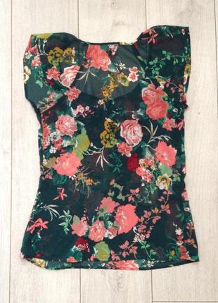 Блузка шифоновая2
