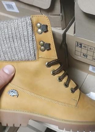 Женские зимние ботинки5