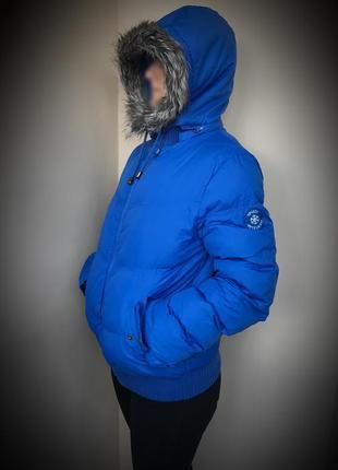 Теплая куртка на синтепоне chicoree sporty outerwear  ( l )