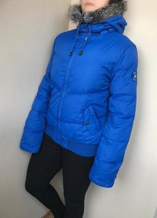 Теплая куртка на синтепоне chicoree sporty outerwear  ( l )2