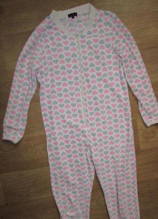 Пижама-человечек1