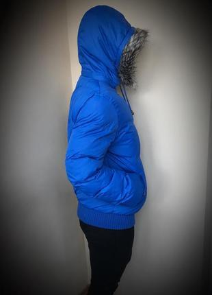 Теплая куртка на синтепоне chicoree sporty outerwear  ( l )3