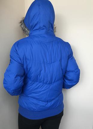 Теплая куртка на синтепоне chicoree sporty outerwear  ( l )5