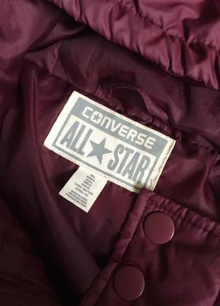 Куртка пуховик convers2