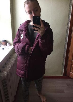 Куртка пуховик convers4
