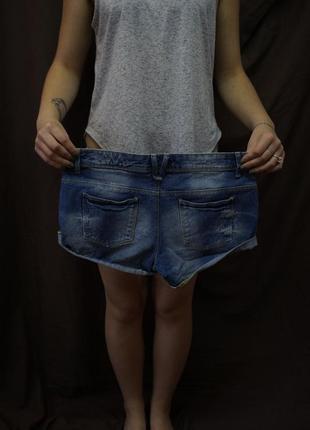 Джинсовые шорты2