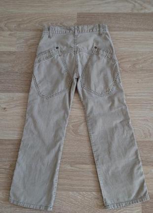 Вельветовые штаны benetton2
